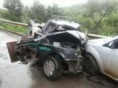 R12noticias.com: Acidente envolvendo cinco veículos na BR-364 deixa...