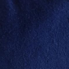 Double Brushed Polyester Spandex: Royal Blue Solid - Vinegar and Honey Co - Fine Fabrics and Notions