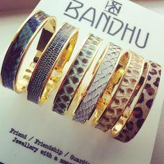 Bandhu bracelets  www.bandhu.eu