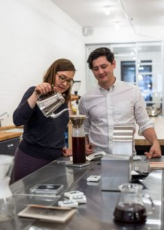 Meet Your Maker: Counter Culture Coffee on Food52