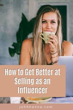 """If you're an influencer, chances are you're working on commission with brands for every product sold. But how do you get people to buy those products?  You obviously love the product, and you know others will too, but you need more than just a """"OMG, you will love it!!"""" to be able to sell it. In my latest blog, I give you tips to get a better ROI by selling your products to larger audiences. Go check it out💕 #entrepreneur #business #sales #selling #marketing #influencer #growth"""