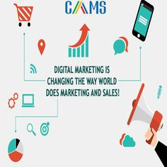 Are you adapting to the change happening in the world of marketing and sales?  Contact: Info@camsinfotech.com Content Marketing, Social Media Marketing, Digital Marketing, Search Engine Optimization, Web Development, Change, Learning, Tips, Inbound Marketing