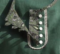 Купить платье Розалия (зеленое) - зеленый, платье из льна, льняное платье, платье в пол