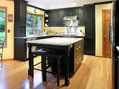 Best 1000 Images About White Kitchens With Oak Trim On 400 x 300