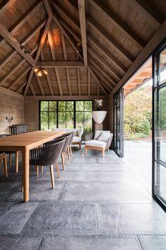 Backyard Hammock, Patio Gazebo, Outside Living, Outdoor Living, Outdoor Decor, Outdoor Rooms, Backyard Garden Design, Backyard Landscaping, Barn Pool