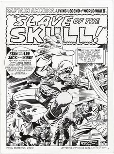 Captain America, Issue 104, Page 1