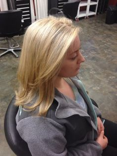 Hair by Ashley Stetson #zonanorwell #zona#stylistashleystetson #aveda #avedacolor