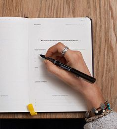 A powerful yet simple daily planner to help you optimize your day, tackle your goals, and be happier.