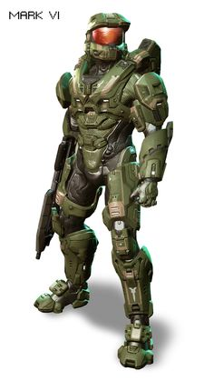 HALO 4 Armor (this one is the Classic of all time, calling Master Chief)