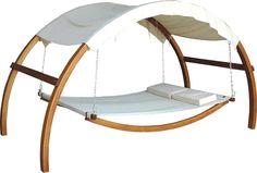 out door wooden garden swings | swing bed,wooden swing bed,garden furniture (HC-SWB-01) - China swing ...