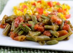 Creole Green Beans make a perfect side dish to any Mardi Gras celebration meal. Since there is likely a 100% chance I won't be making it to New Orleans for Mardi Gras this year, it does not stop me from celebrating at home by making some fabulous cajun / creole recipes. The first Mardi Gras …