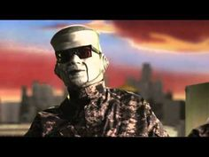 Music video by Devo performing Monsterman. (C) 2012 Devo Inc.