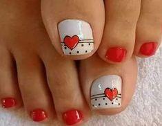 Trendy Ideas for gel pedicure toenails manicures Pedicure Designs, Pedicure Nail Art, Toe Nail Designs, Toe Nail Art, Nail Spa, Beautiful Nail Designs, Beautiful Nail Art, Panda Nail Art, Cute Toe Nails