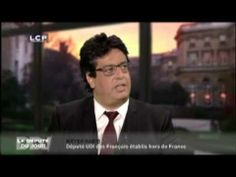 """Meyer Habib complètement embourbé dans sa """"loi anti-quenelle"""" - 18/02/2014 - LCP"""