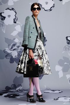 Thom Browne Resort 2015 - Collection - Gallery - Look 1 - Style.com