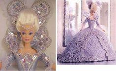 BARBIE queen