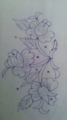 Flores dibu