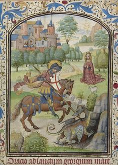Arenberg Hours (Bruges, 1460), Getty Museum