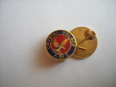 a5 CRYSTAL PALACE FC club spilla football calcio pins badge inghilterra england