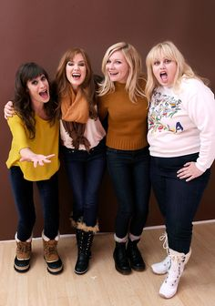 Bachelorette Lizzy Caplan, Kirsten Dunst Isla Fisher, and Rebel Wilson