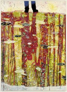 Peter Doig http://www.saatchi-gallery.co.uk/artists/peter_doig.htm