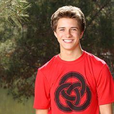 Billy unger as chase on lab rats