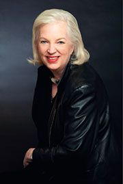JA Jance - One of my favorite authors - If you like mystery/suspense novels, I recommend her books.