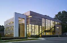 Reconstructionist Congregation, Evanston, IL Churches and Synagogues Worship Green Building : TreeHugger