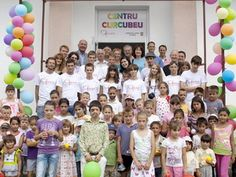 A grant by FCF makes Centrul Curcubeu a reality. Favors, Foundation, Europe, Rainbow, Education, Children, Rain Bow, Young Children, Presents