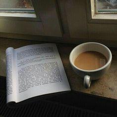 Café y un buen libro