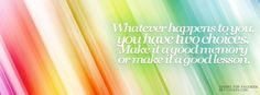 Get this Whatever Happens To You Facebook Covers for your profile from Get-Covers.com.