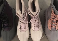 "Kanye West just revealed a brand new ""duckboot""-style footwear item for  YEEZY 3b536a738"