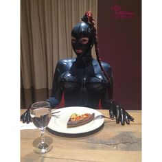 missfetilicious (Miss Fetilicious): I had a heavy rubber dinner last night with my biggest fan ☺️#heavyrubber #heavyrubbersuit #heavyrubberfetish #inflatableboobs #atomicbombs #inflatablerubber #latexcatfish #gumique #rubber #rubberfun #rubberdoll #rubberface #rubbergirl #rubberfetish #rubberfashion #rubbergloves #rubberhood #rubberdreams #rubberdinner #latex #latexgirl #latexlady #latexmask #latexlover #latexfetish #latexmodel #fetish #fetishbabe #fetishgirl #fetishlife