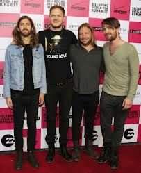 Imagine Dragons, the band with possibly the biggest breakthrough album of 2012 and the song It's Time