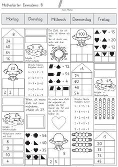 2751 best Zahlen bis 10 images on Pinterest in 2018 | Learning, Math ...