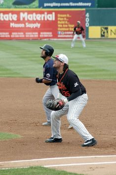 Taylor Ard (player on the right), Infielder for The Long Island Ducks LA Photography/Graphic Design Long Island, Ducks, Graphic Design, Photography, Photograph, Fotografie, Photoshoot, Visual Communication, Fotografia