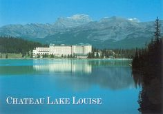 Hotel by Lake Louise Canada
