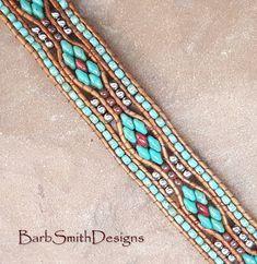 Leather Cord Bracelets, Leather Cuffs, Leather Jewelry, Beaded Jewelry, Metal Jewelry, Beaded Bracelet Patterns, Beaded Bracelets, Wrap Bracelets, Crochet Bracelet