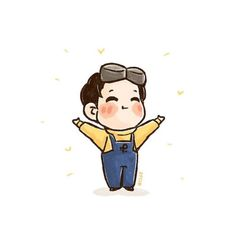 [fanart] #GD Minion at MADE VIP Harbin fanmeeting ⭐️