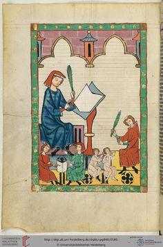 Für Eßlingen am Neckar sind zwei Schulmeister belegt, die zeitlich als der Minnesänger in Frage kämen: der von 1279-1281 belegte Henricus rector puerorum und ein Konrad, der von 1290-1302 erwähnt wird.