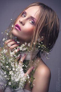 Interview With Fashion Photographer Diana Kartasheva - Modellist-ID Art Photography Portrait, Face Photography, Amazing Photography, Fashion Photography, Photo Summer, Beauty Shoot, Beauty Portrait, Creative Portraits, Beauty Editorial