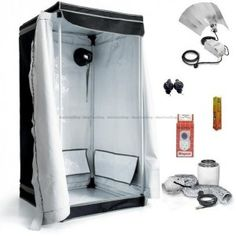 HomeBox XL. , HPS 600w #Gardening