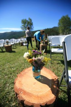 www.marianemaynardphotography.com Getting Married at Seven Mile Meadows in Montana - Wedding Photography