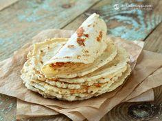 Corn Tortillas (low-carb, keto, primal)