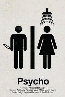 Psicose - Poster / Capa / Cartaz - Oficial 8
