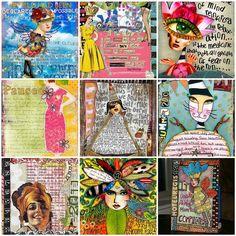 Curious about Art Journaling? Read this! xoxo http://julieannshahin2.blogspot.com/2011/06/curious-about-art-journaling.html