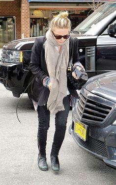 Mary Kate Olsen 2013