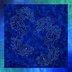 Seahorse by Sylvia Pippen