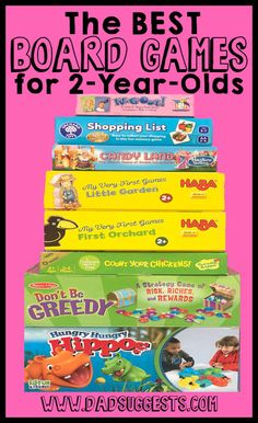 The best board games for Start your own great tradition of family game night off on the right foot with these high-quality board games that are perfect for the toddler in your family. - Education and lifestyle Toddler Board Games, Top Board Games, Classic Board Games, Family Board Games, Board Games For Kids, Games For Toddlers, Games To Play, Kids Board, Toddler Activities