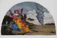 JESÚS HERRERA MARTÍNEZ EXHIBITION HYPERBAROQUE IN ROME EVOKES THE HIGH STYLE OF THE PAST http://www.widewalls.ch/jesus-herrera-martinez-baroque/ #Contemporary #Art #Exhibition #Rome